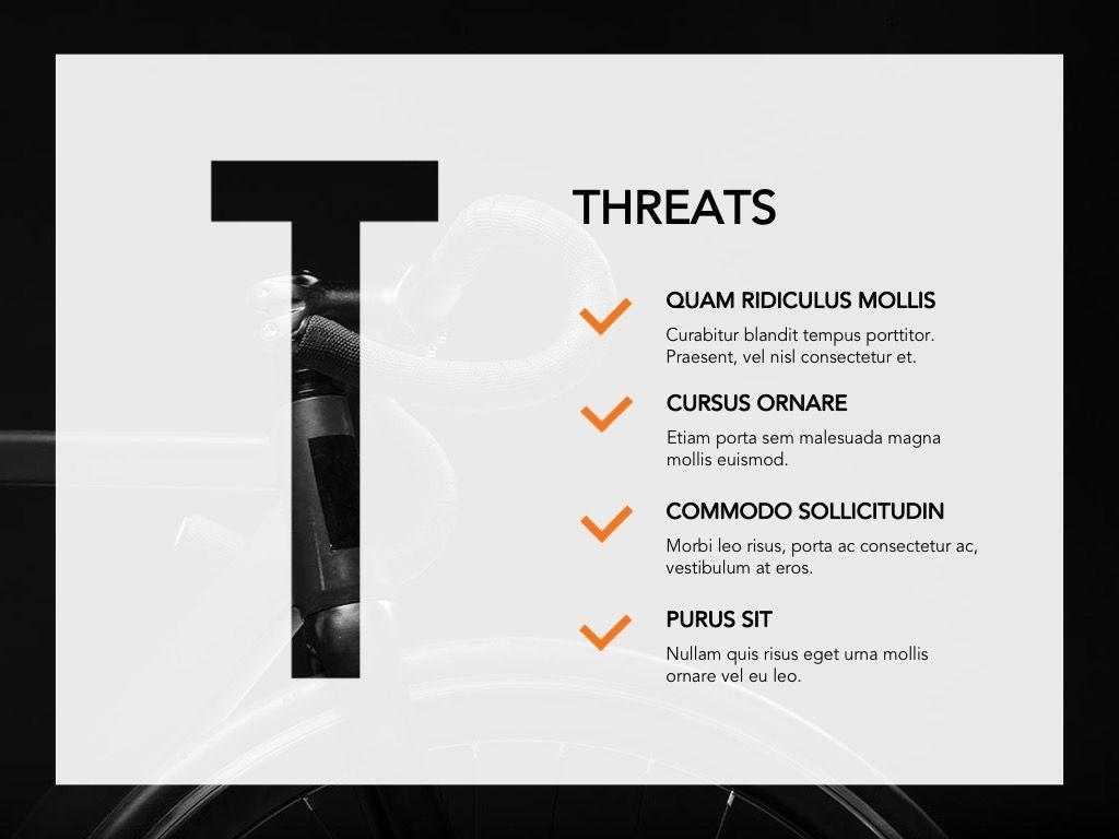 Sprint Google Slides Template, Slide 11, 06146, Presentation Templates — PoweredTemplate.com