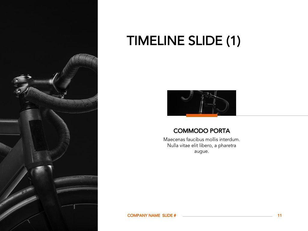 Sprint Google Slides Template, Slide 12, 06146, Presentation Templates — PoweredTemplate.com