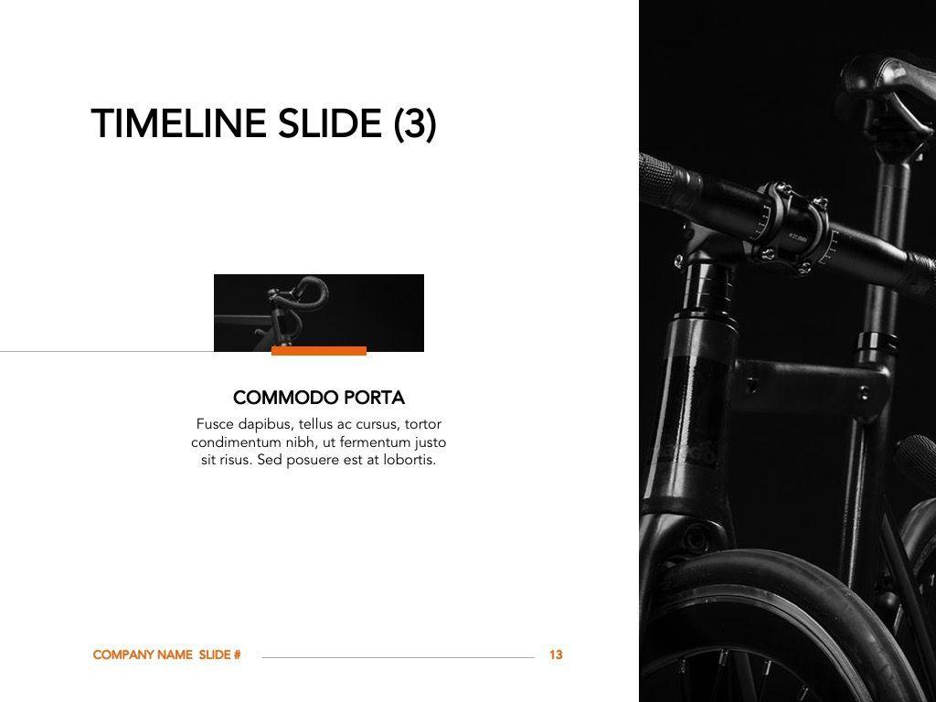 Sprint Google Slides Template, Slide 14, 06146, Presentation Templates — PoweredTemplate.com