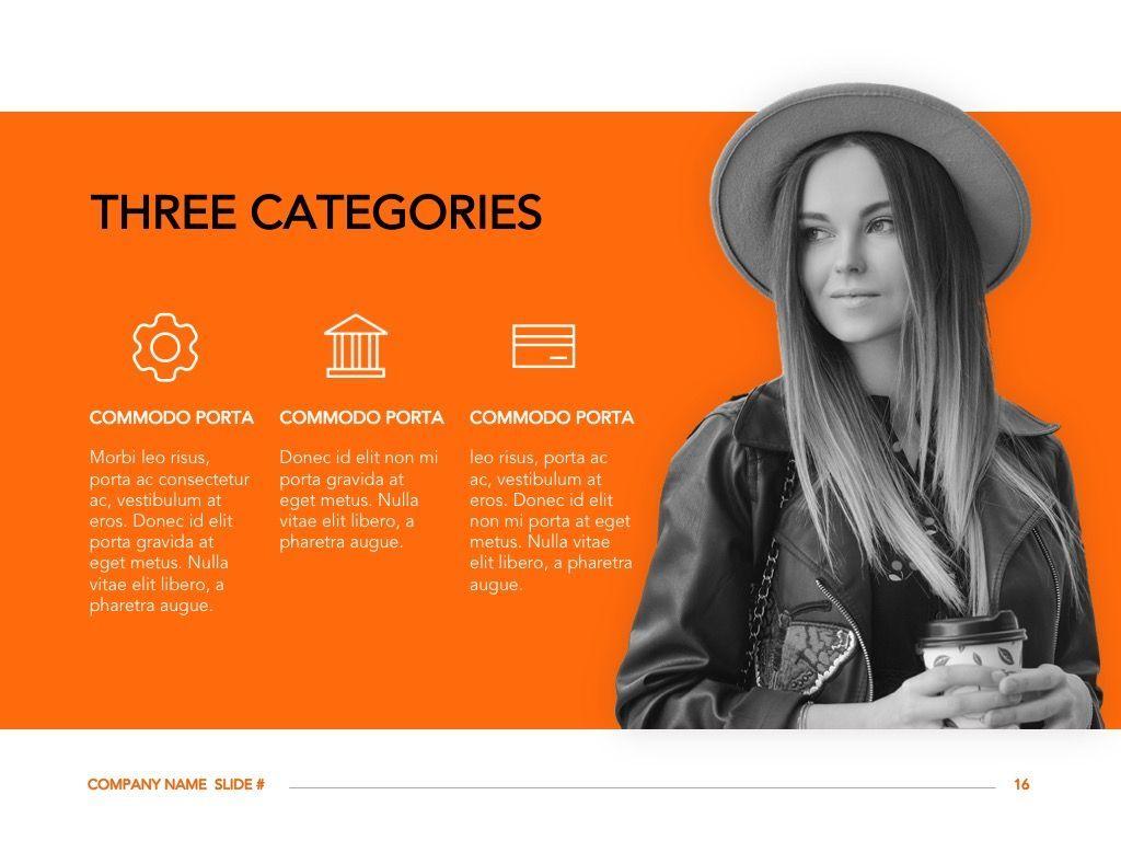 Sprint Google Slides Template, Slide 17, 06146, Presentation Templates — PoweredTemplate.com