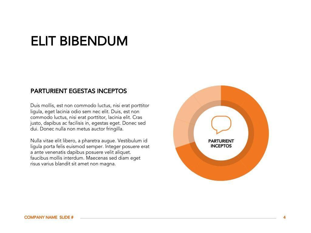 Sprint Google Slides Template, Slide 5, 06146, Presentation Templates — PoweredTemplate.com
