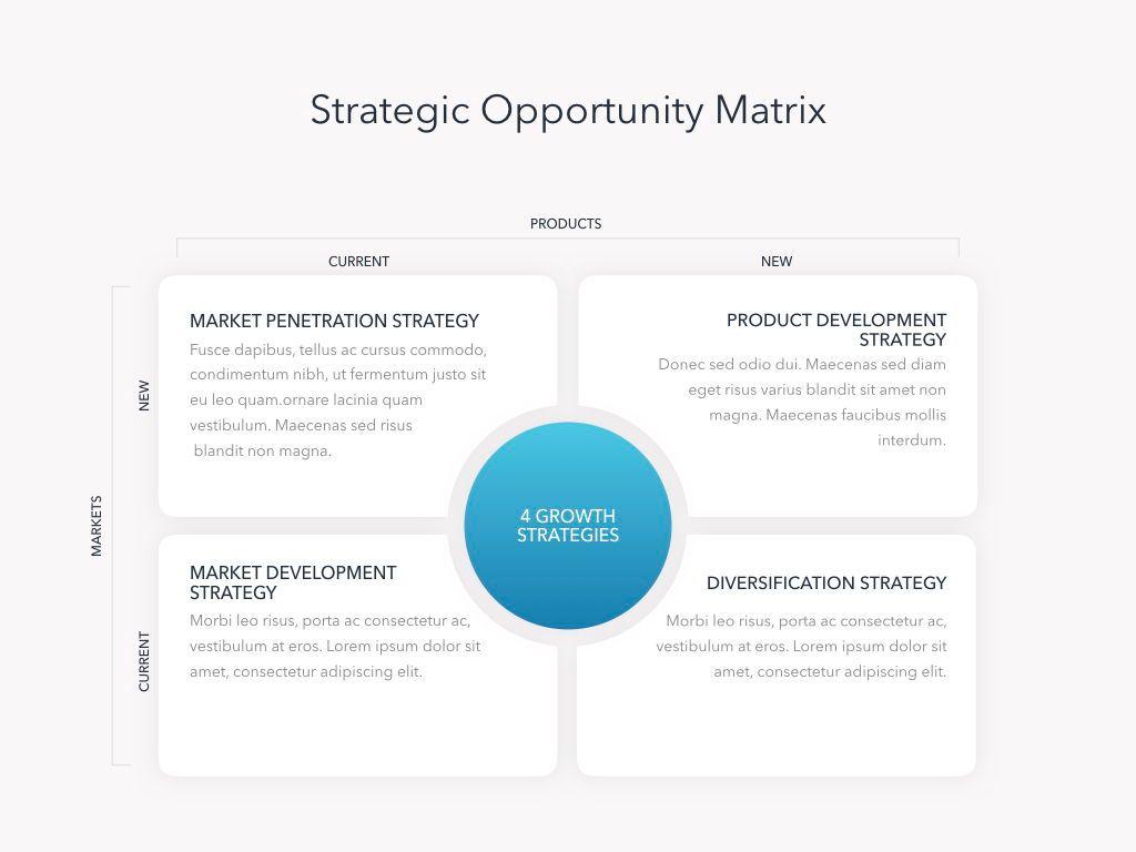 Strategic Planning Google Slides Template, Slide 13, 06147, Presentation Templates — PoweredTemplate.com