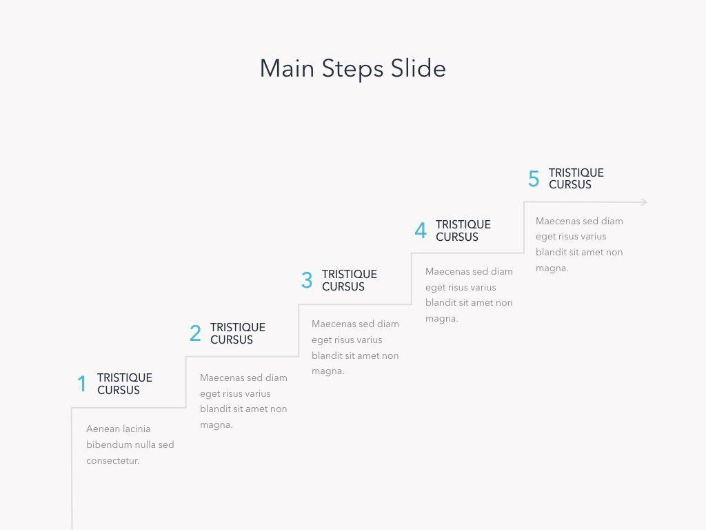 Strategic Planning Google Slides Template, Slide 17, 06147, Presentation Templates — PoweredTemplate.com
