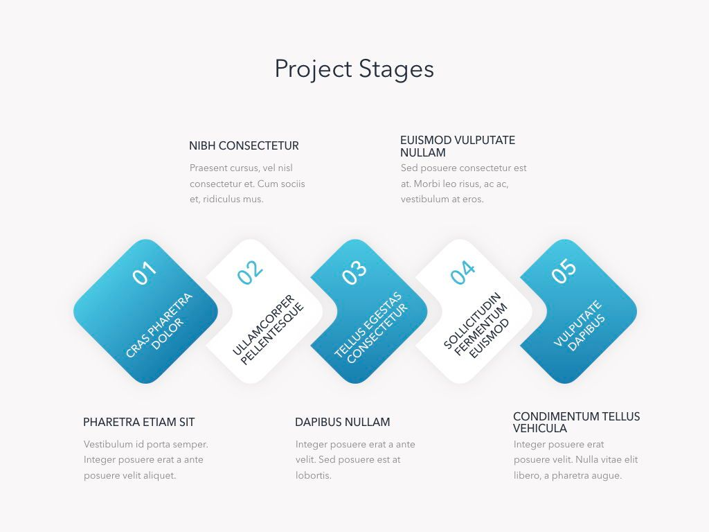 Strategic Planning Google Slides Template, Slide 5, 06147, Presentation Templates — PoweredTemplate.com