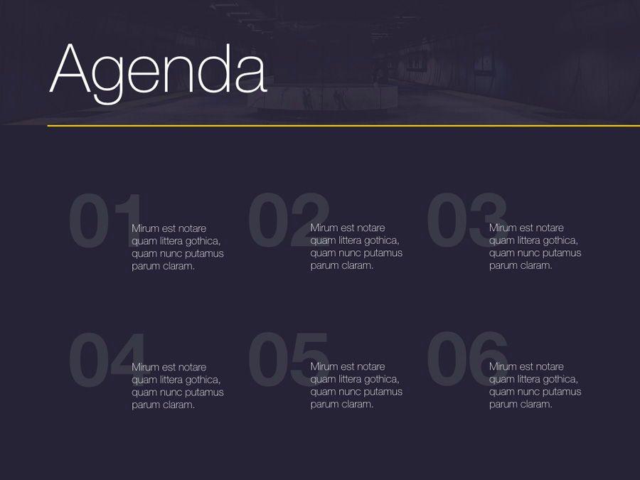Wordsmith Keynote Template, Slide 5, 06148, Presentation Templates — PoweredTemplate.com