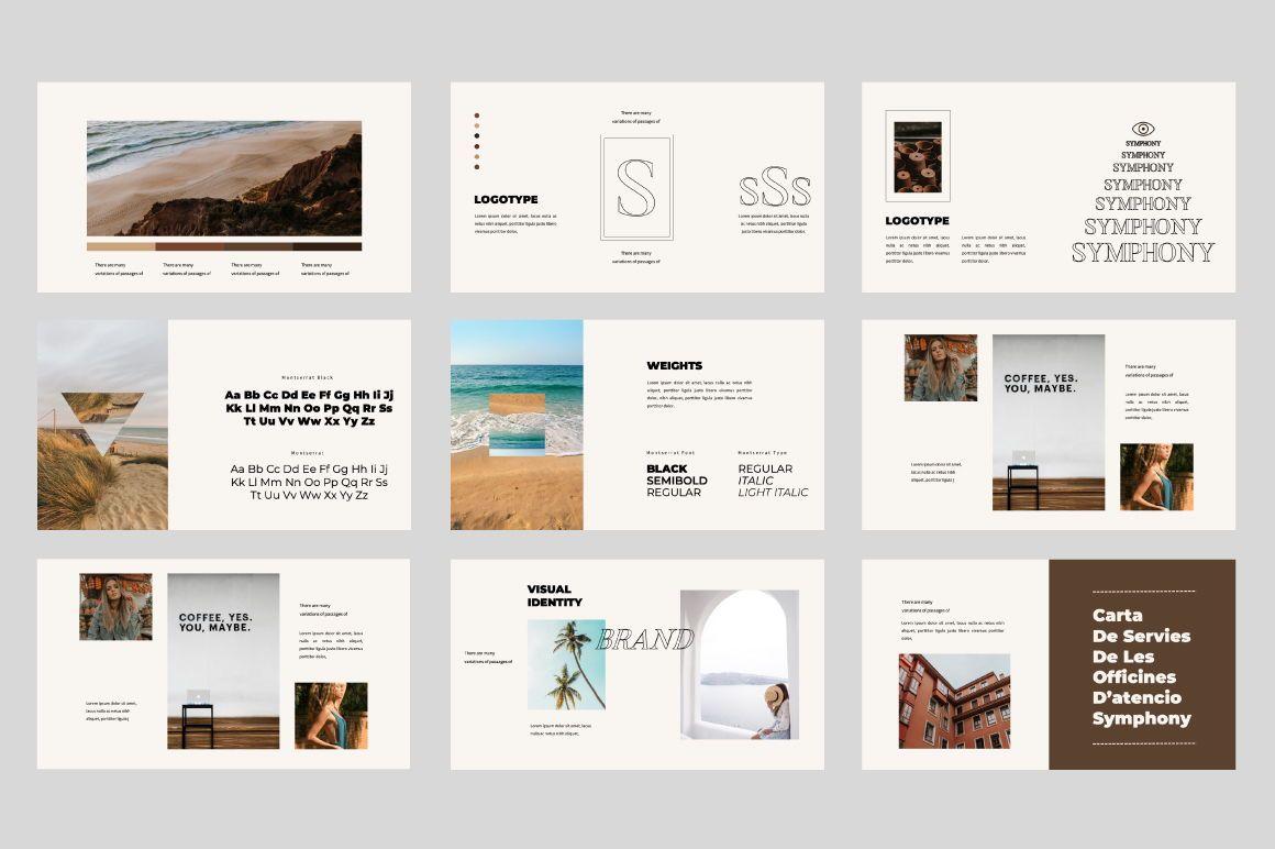 Symphony Creative Powerpoint, Slide 3, 06149, Presentation Templates — PoweredTemplate.com