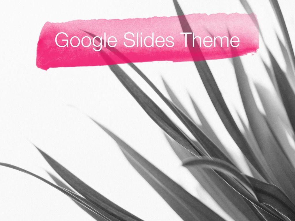 The Rouge Google Slides Template, Slide 12, 06155, Presentation Templates — PoweredTemplate.com