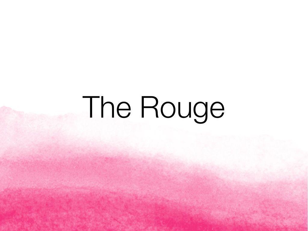 The Rouge Google Slides Template, Slide 8, 06155, Presentation Templates — PoweredTemplate.com