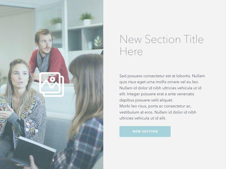 Teamwork PowerPoint Template, Slide 14, 06156, Presentation Templates — PoweredTemplate.com