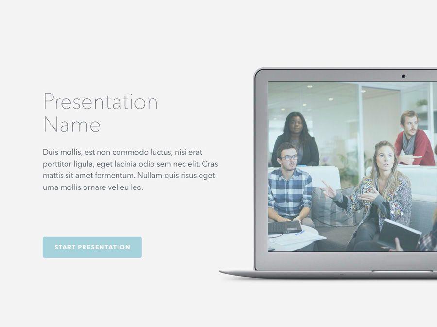 Teamwork PowerPoint Template, Slide 3, 06156, Presentation Templates — PoweredTemplate.com