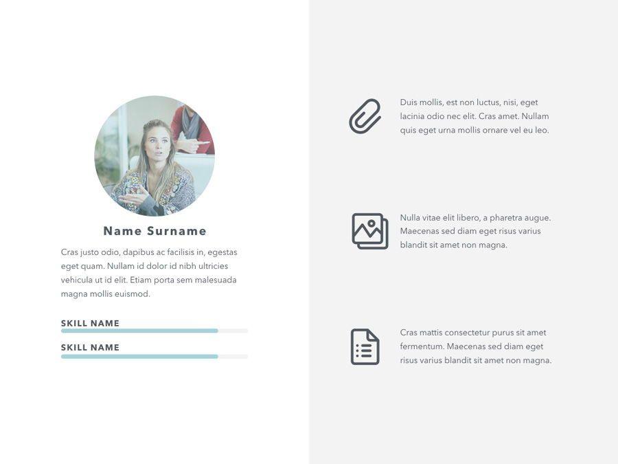 Teamwork PowerPoint Template, Slide 5, 06156, Presentation Templates — PoweredTemplate.com
