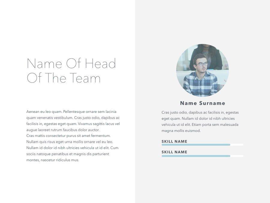 Teamwork PowerPoint Template, Slide 6, 06156, Presentation Templates — PoweredTemplate.com