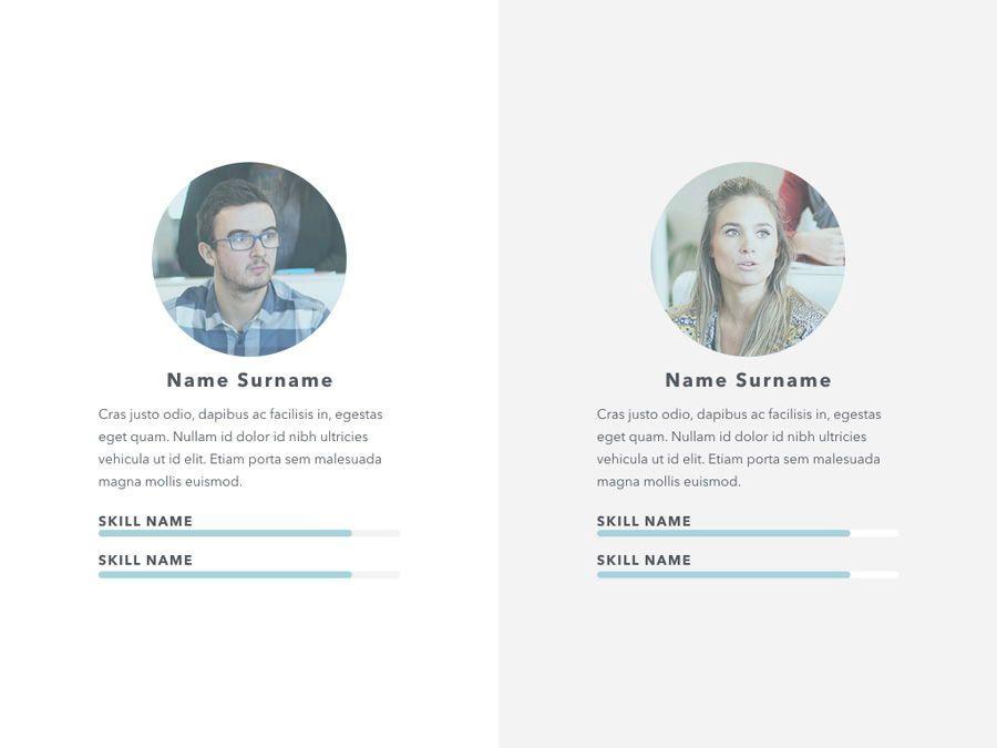 Teamwork PowerPoint Template, Slide 7, 06156, Presentation Templates — PoweredTemplate.com