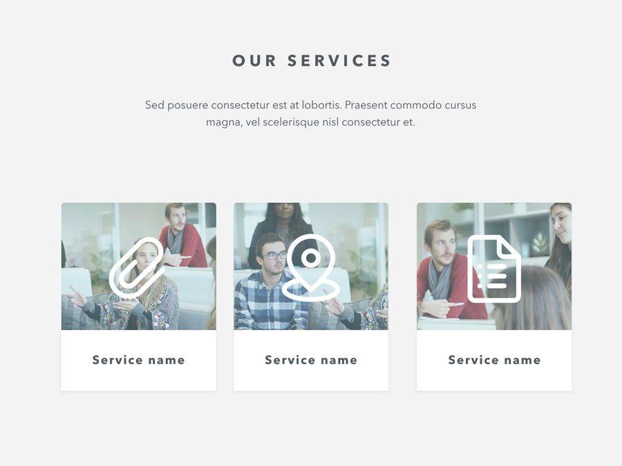 Teamwork PowerPoint Template, Slide 8, 06156, Presentation Templates — PoweredTemplate.com