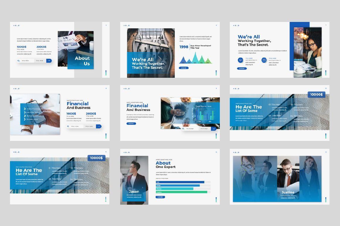 Hold Business Google Slide, Slide 3, 06165, Presentation Templates — PoweredTemplate.com