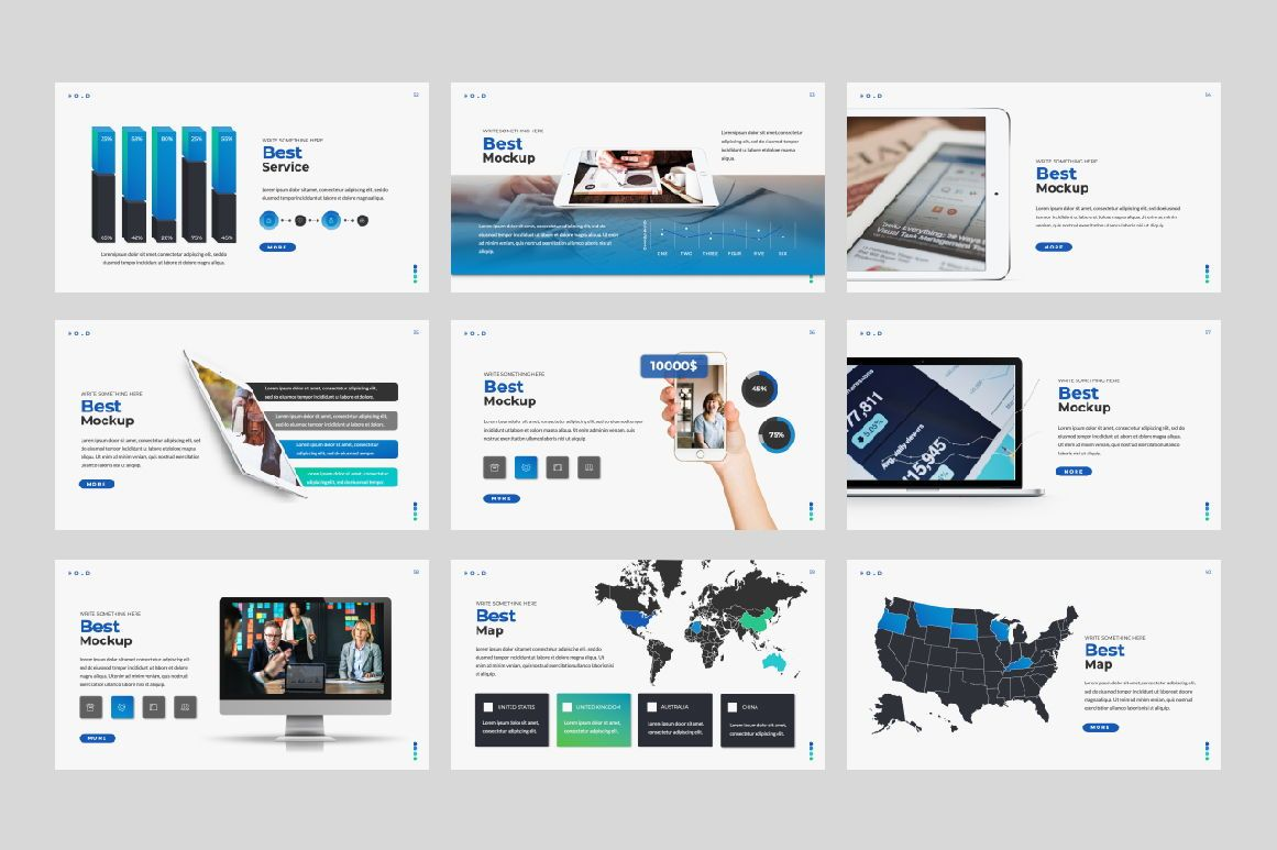 Hold Business Keynote, Slide 5, 06166, Presentation Templates — PoweredTemplate.com