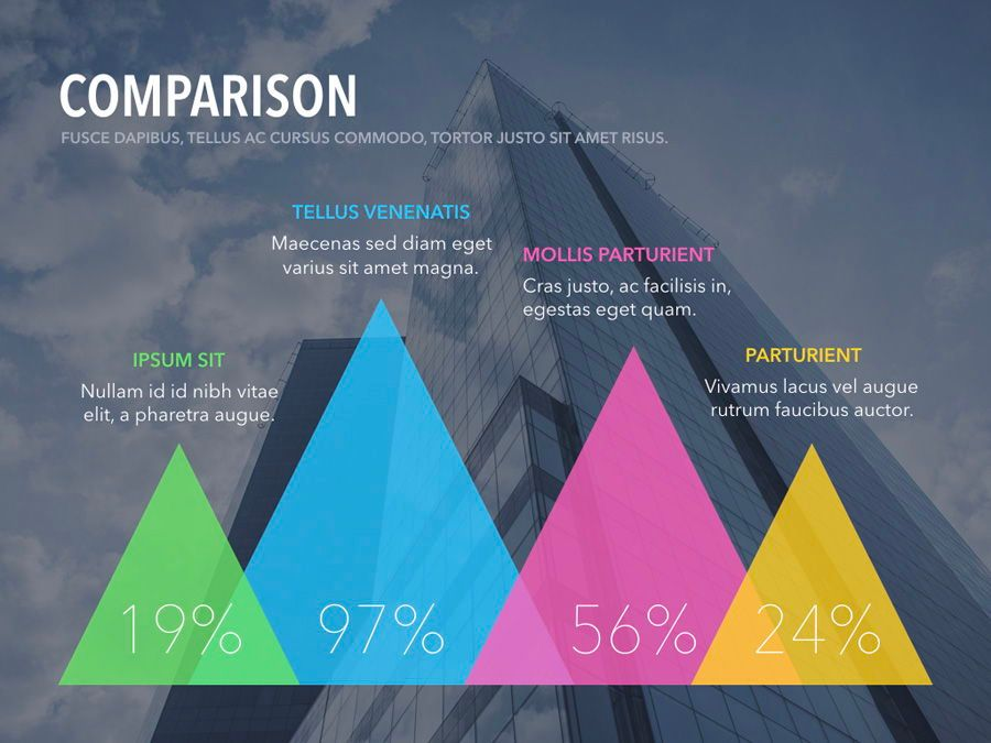 Sound Vision PowerPoint Template, Slide 18, 06167, Presentation Templates — PoweredTemplate.com