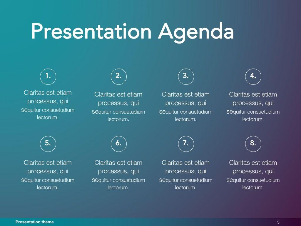 Underworld Google Slides Template, Slide 4, 06172, Presentation Templates — PoweredTemplate.com