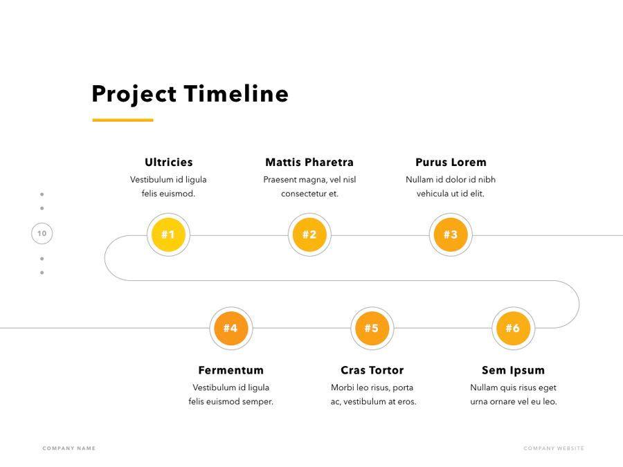 Sunlit PowerPoint Template, Slide 11, 06176, Presentation Templates — PoweredTemplate.com