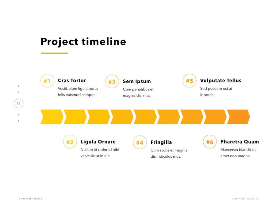 Sunlit PowerPoint Template, Slide 12, 06176, Presentation Templates — PoweredTemplate.com