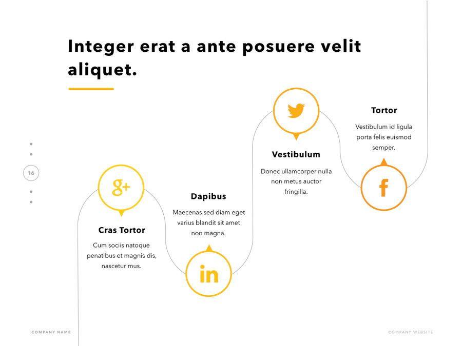 Sunlit PowerPoint Template, Slide 17, 06176, Presentation Templates — PoweredTemplate.com