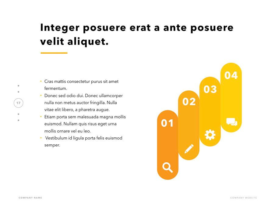 Sunlit PowerPoint Template, Slide 18, 06176, Presentation Templates — PoweredTemplate.com