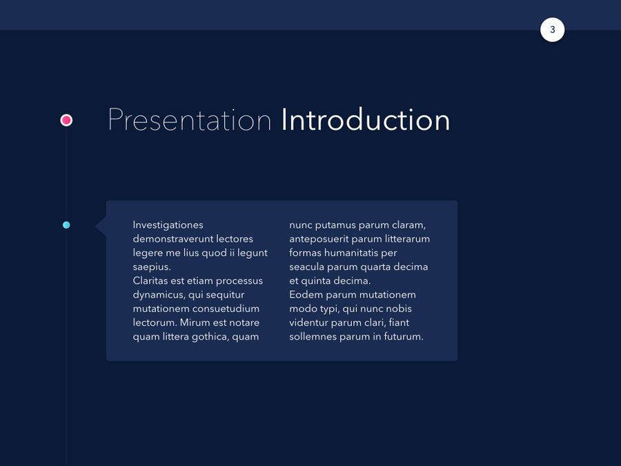 Space Cadet Keynote Template, Slide 4, 06177, Presentation Templates — PoweredTemplate.com