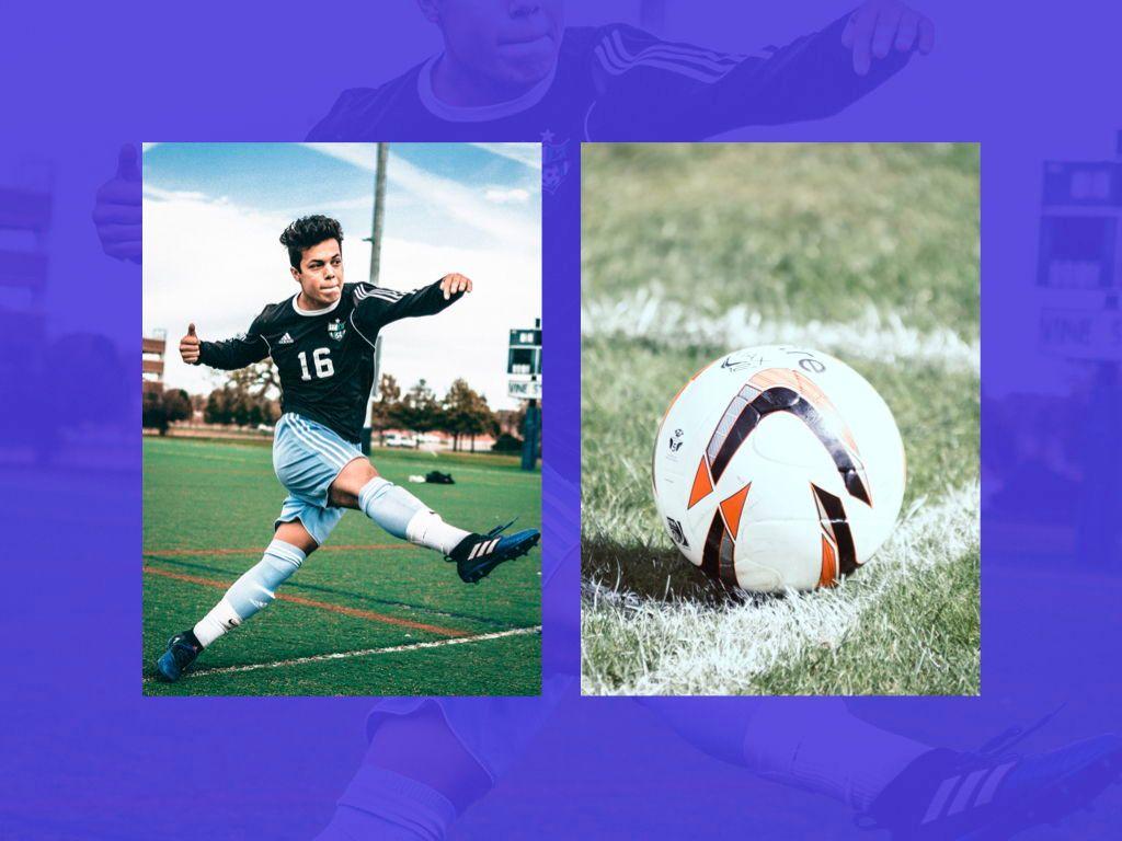 Soccer Keynote Template, Slide 26, 06181, Presentation Templates — PoweredTemplate.com
