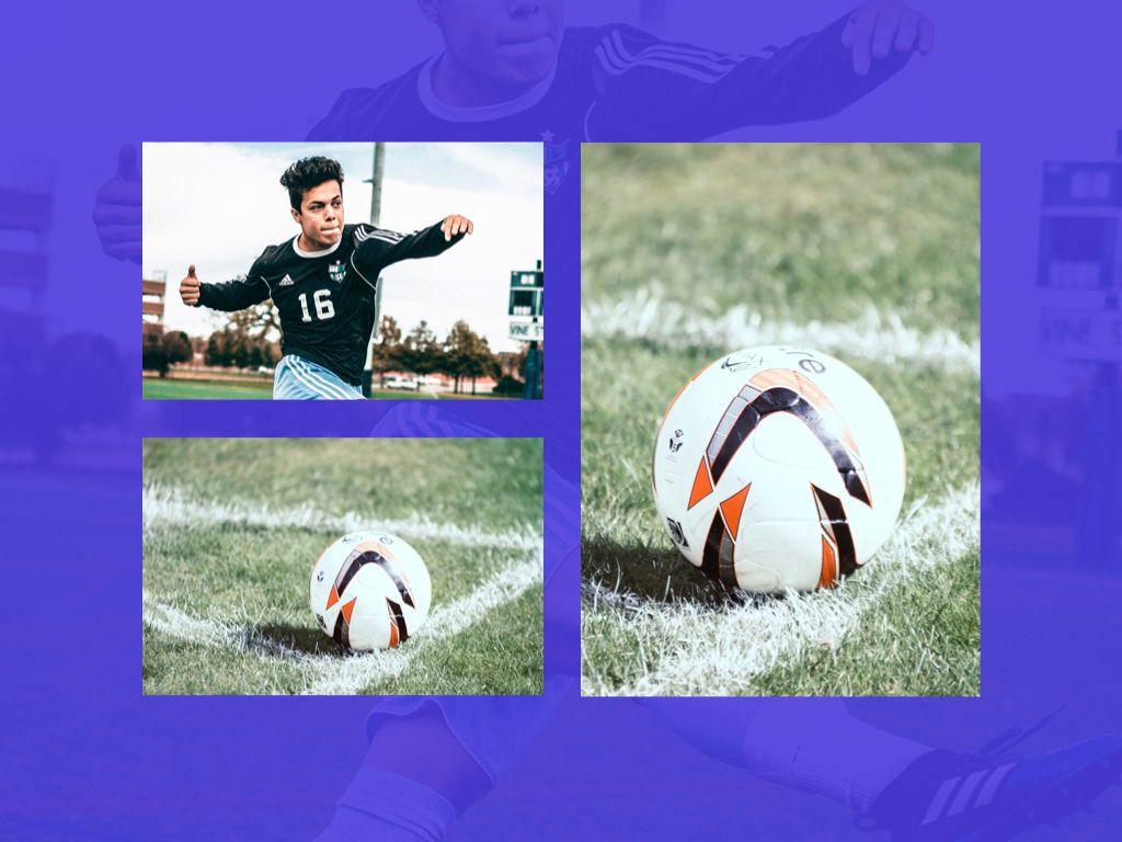 Soccer Keynote Template, Slide 27, 06181, Presentation Templates — PoweredTemplate.com