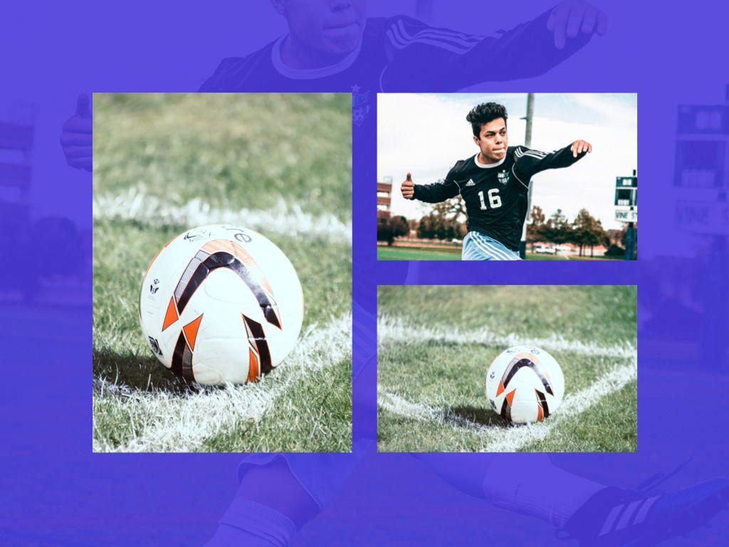 Soccer Keynote Template, Slide 28, 06181, Presentation Templates — PoweredTemplate.com