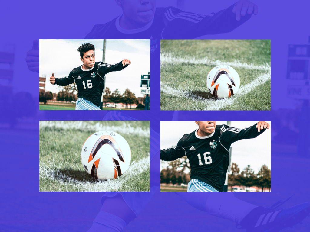 Soccer Keynote Template, Slide 29, 06181, Presentation Templates — PoweredTemplate.com