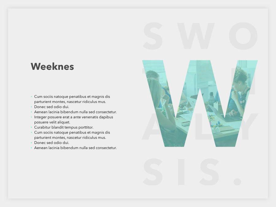 Sales Pitch PowerPoint Template, Slide 15, 06183, Presentation Templates — PoweredTemplate.com
