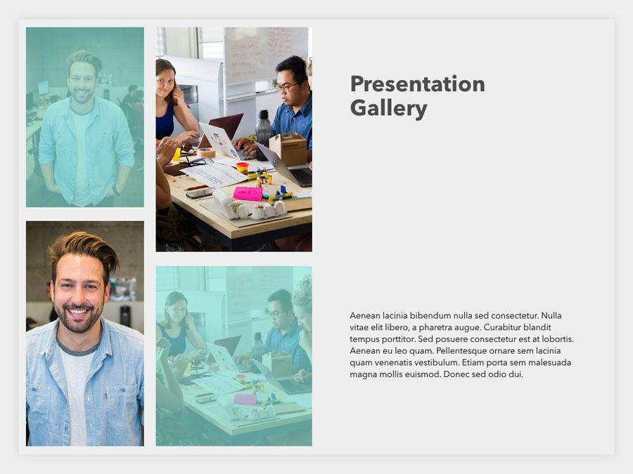 Sales Pitch PowerPoint Template, Slide 5, 06183, Presentation Templates — PoweredTemplate.com