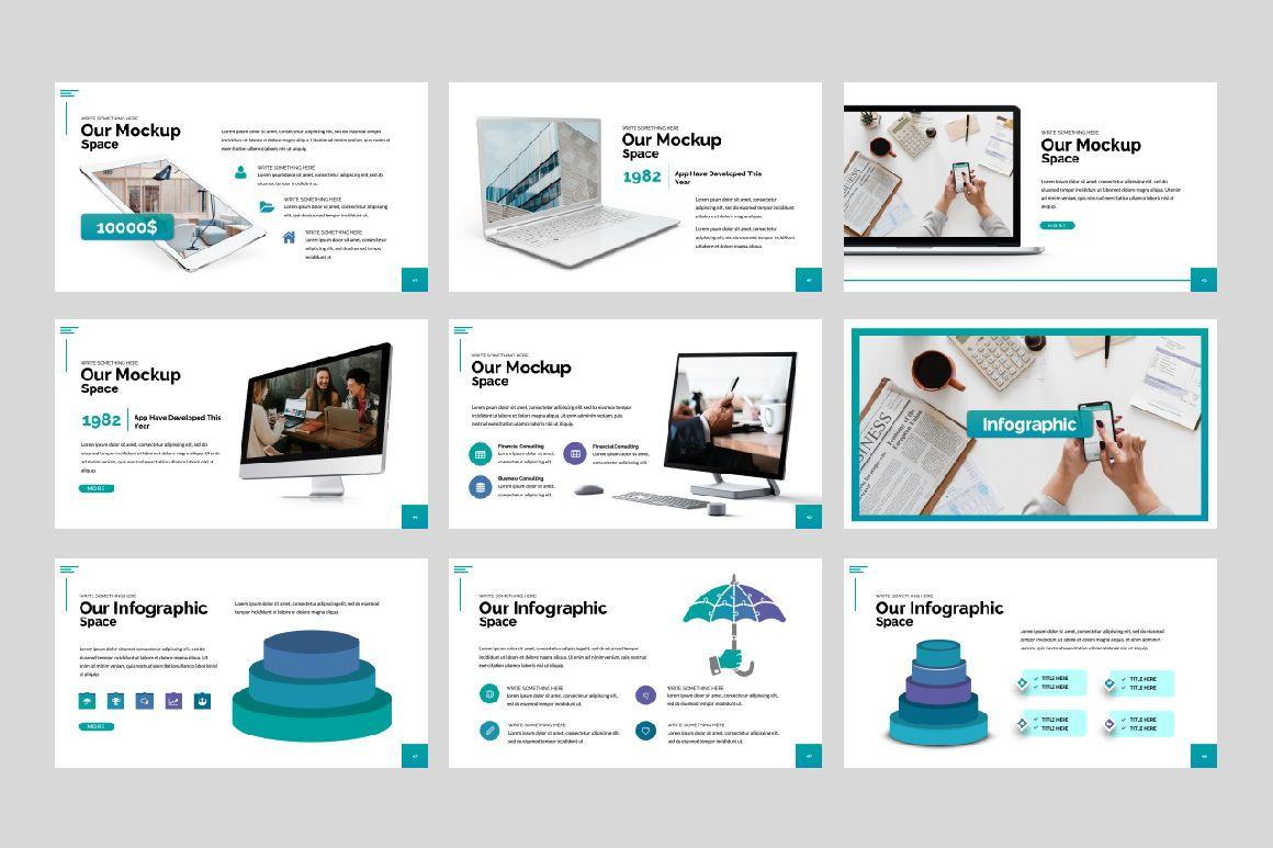 Space Business Keynote, Slide 7, 06198, Presentation Templates — PoweredTemplate.com