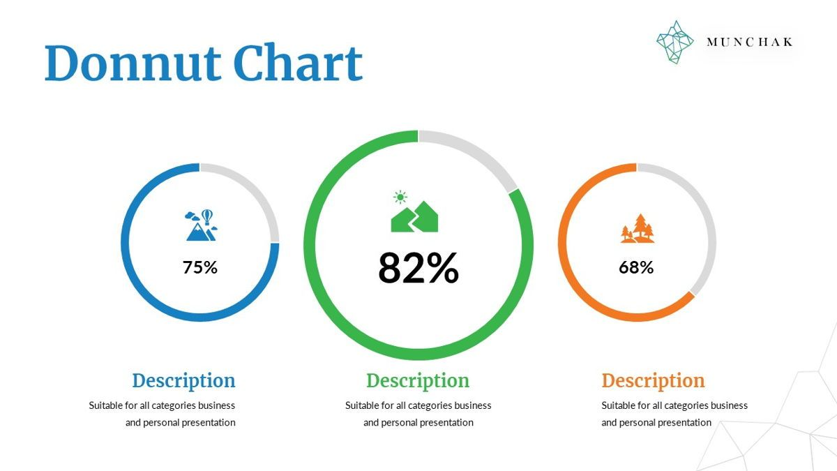 Munchak - Polygon Powerpoint Template, Slide 26, 06209, Data Driven Diagrams and Charts — PoweredTemplate.com