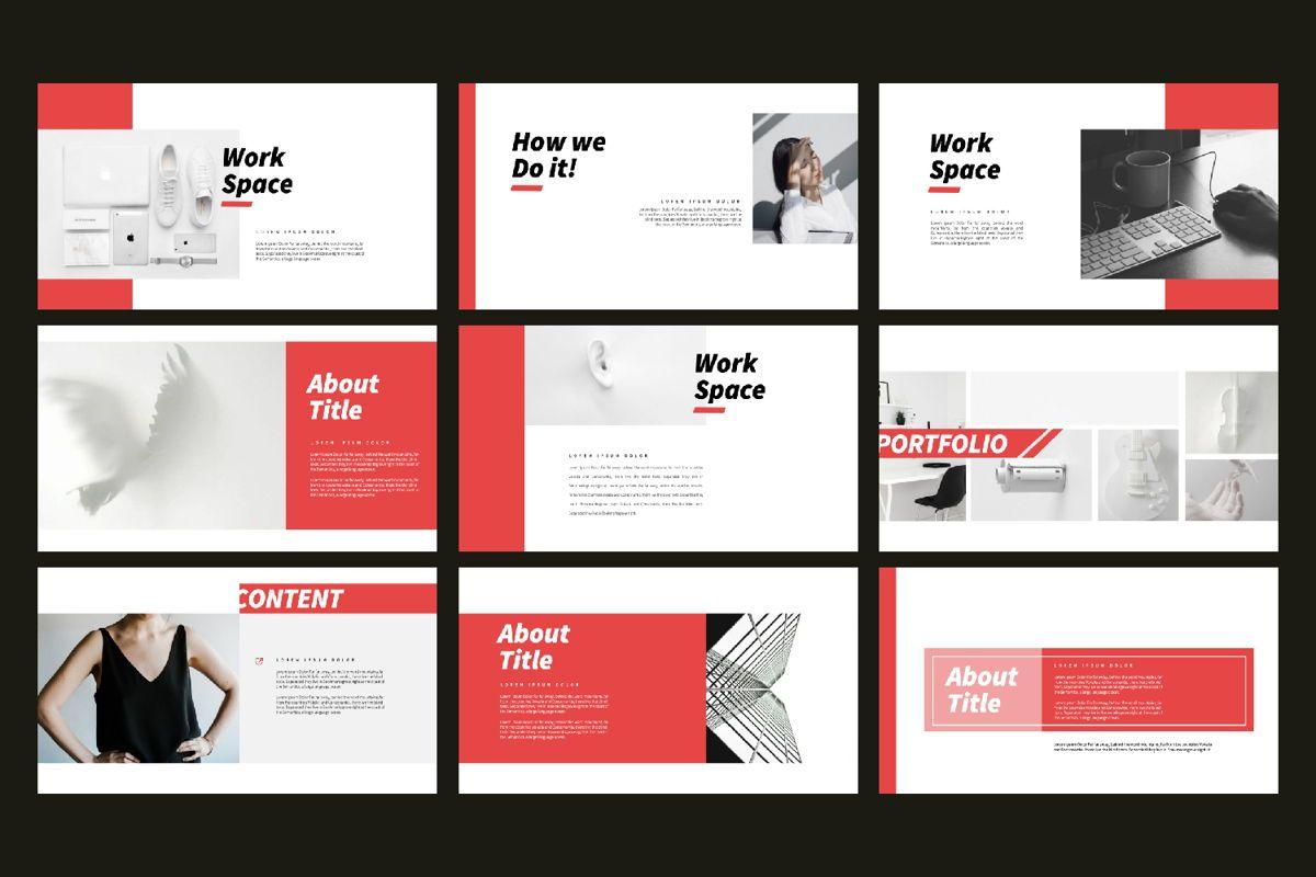 Vibes Creative Keynote, Slide 2, 06211, Presentation Templates — PoweredTemplate.com