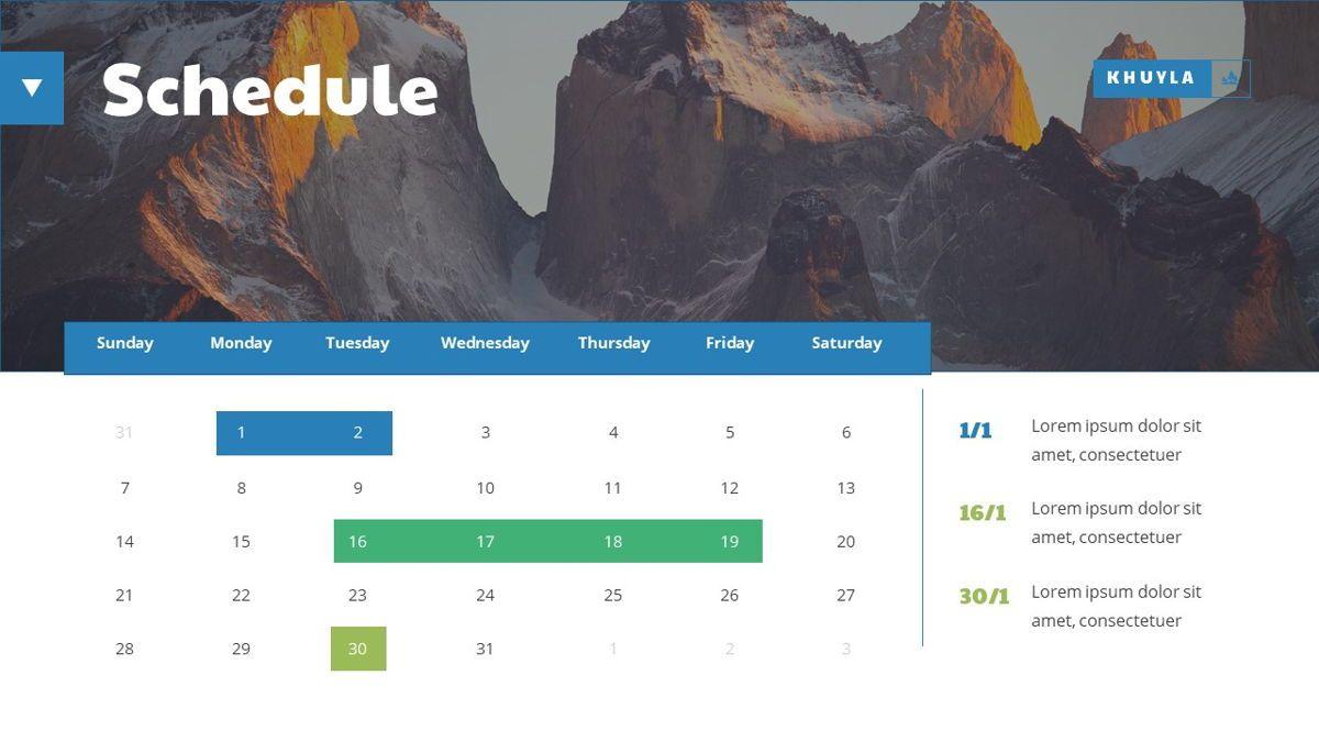 Khuyla - Adventure Powerpoint Template, Slide 27, 06213, Business Models — PoweredTemplate.com