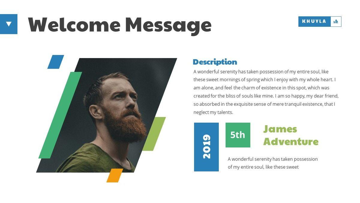 Khuyla - Adventure Powerpoint Template, Slide 4, 06213, Business Models — PoweredTemplate.com