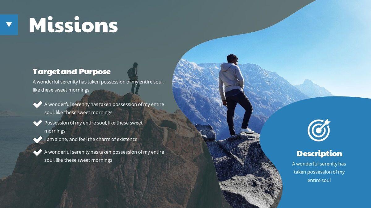 Khuyla - Adventure Powerpoint Template, Slide 8, 06213, Business Models — PoweredTemplate.com