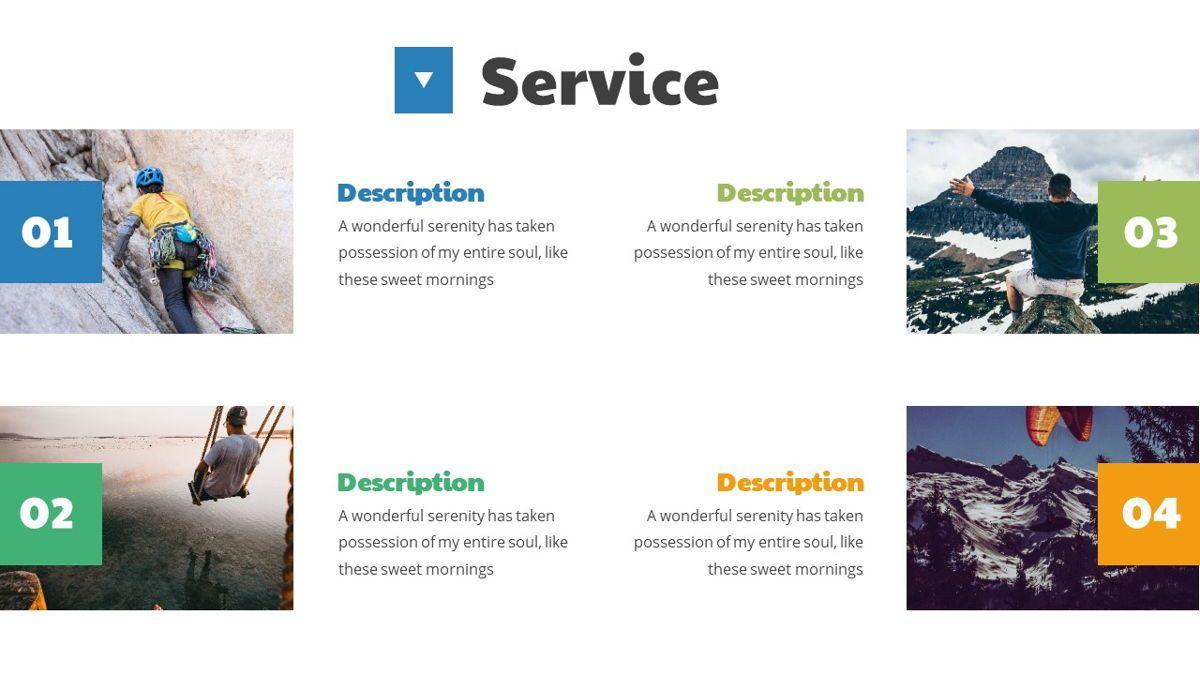 Khuyla - Adventure Powerpoint Template, Slide 9, 06213, Business Models — PoweredTemplate.com