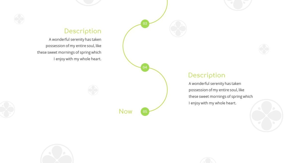 Clover - Creative Powerpoint Template, Slide 12, 06222, Business Models — PoweredTemplate.com