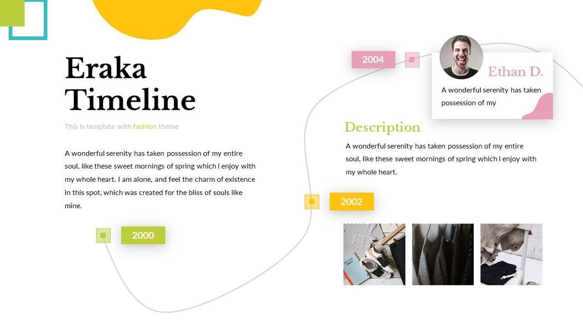 Eraka - Abstract Powerpoint Template, Slide 10, 06224, Business Models — PoweredTemplate.com
