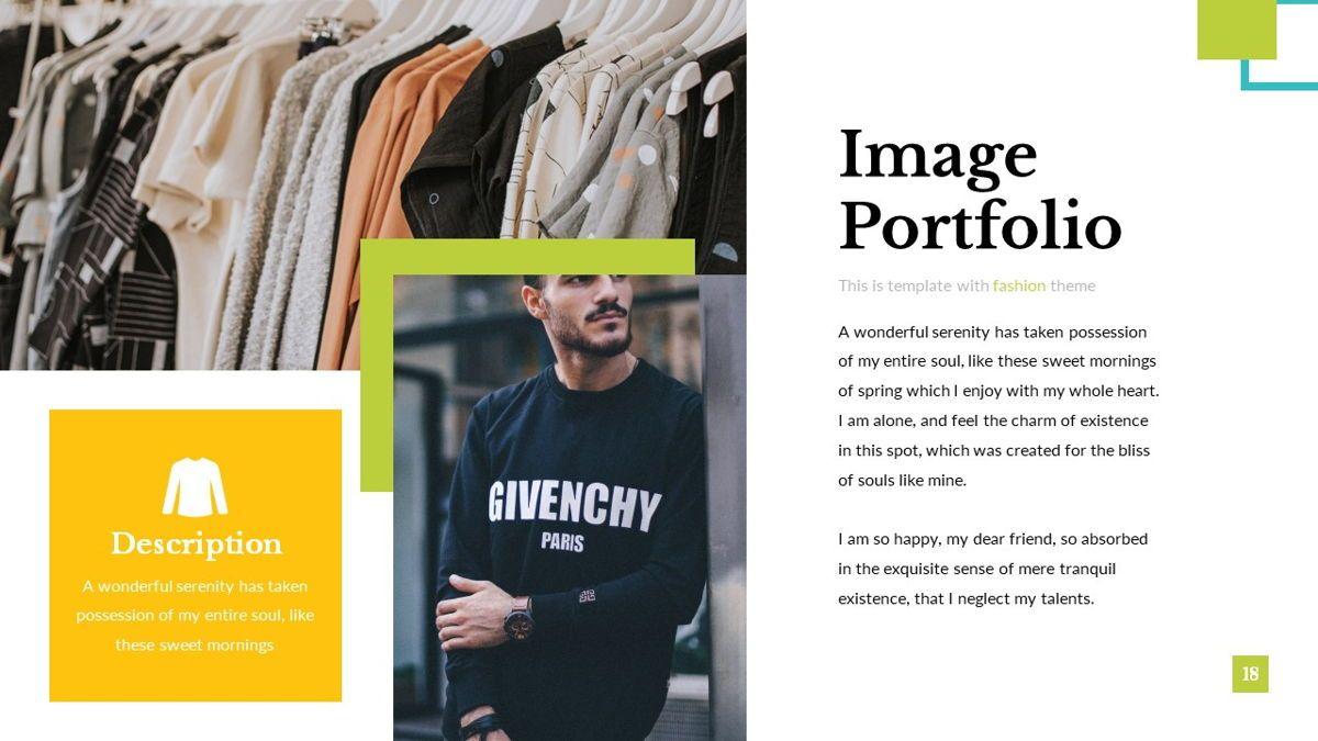 Eraka - Abstract Powerpoint Template, Slide 19, 06224, Business Models — PoweredTemplate.com