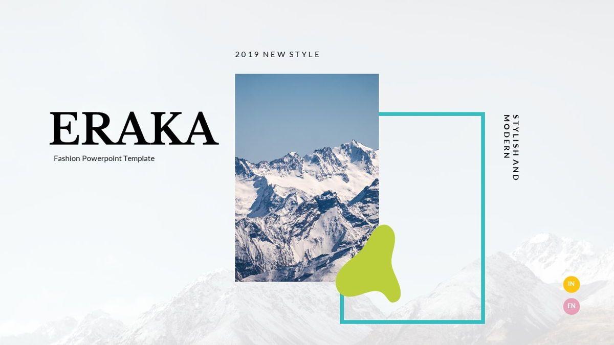 Eraka - Abstract Powerpoint Template, Slide 2, 06224, Business Models — PoweredTemplate.com