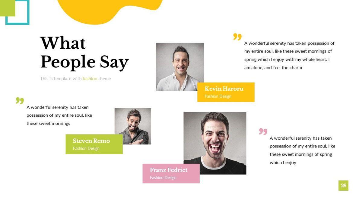 Eraka - Abstract Powerpoint Template, Slide 29, 06224, Business Models — PoweredTemplate.com