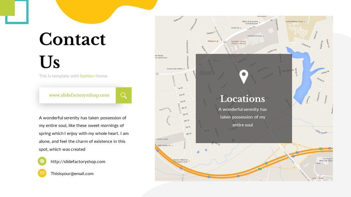 Eraka - Abstract Powerpoint Template, Slide 30, 06224, Business Models — PoweredTemplate.com