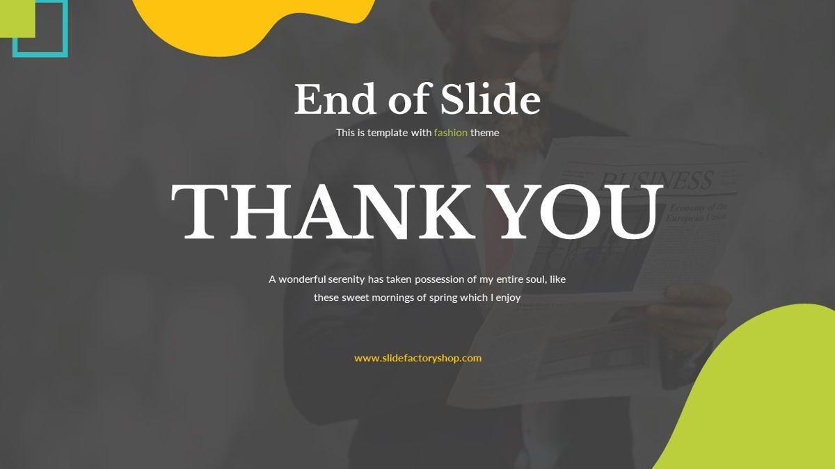 Eraka - Abstract Powerpoint Template, Slide 31, 06224, Business Models — PoweredTemplate.com