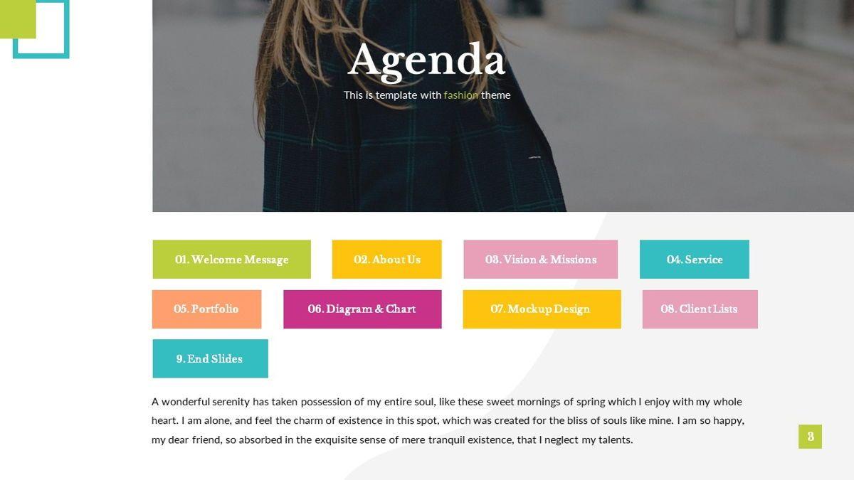 Eraka - Abstract Powerpoint Template, Slide 4, 06224, Business Models — PoweredTemplate.com