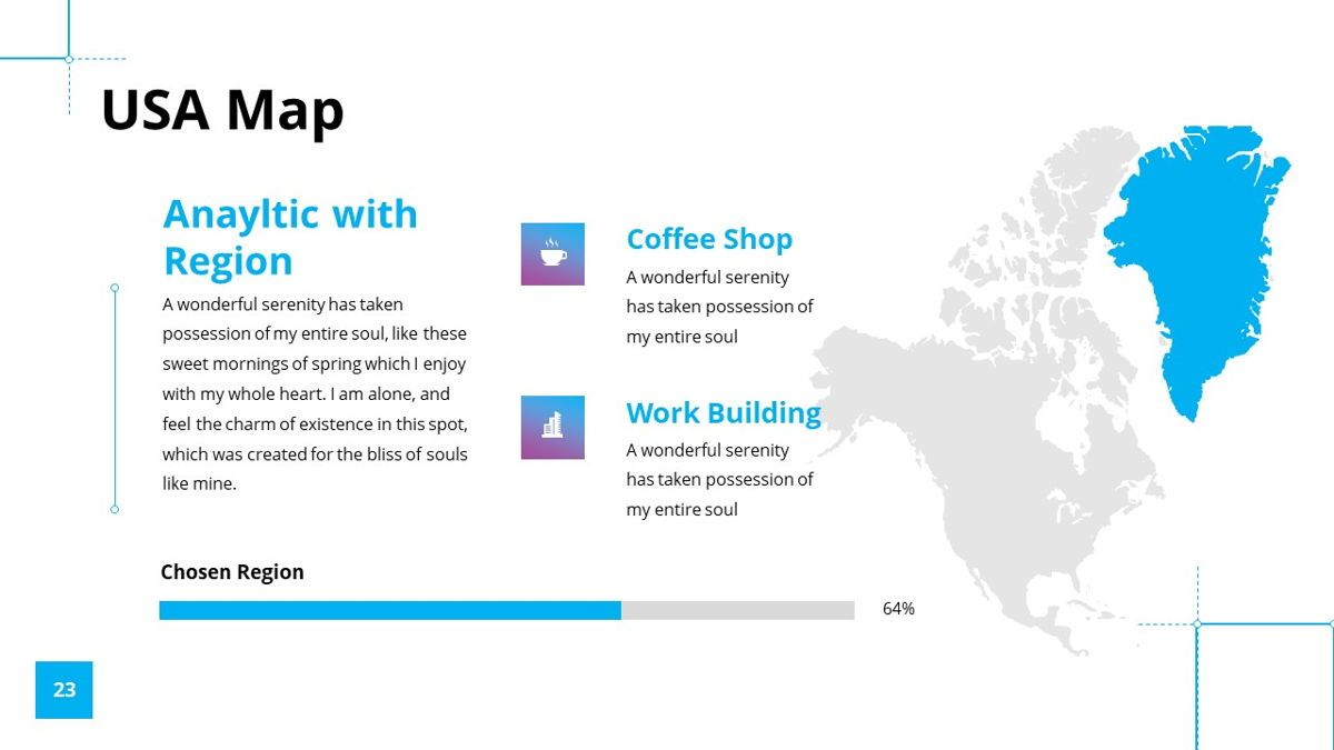 Garis - Graphic Design Powerpoint Template, Slide 24, 06225, Data Driven Diagrams and Charts — PoweredTemplate.com