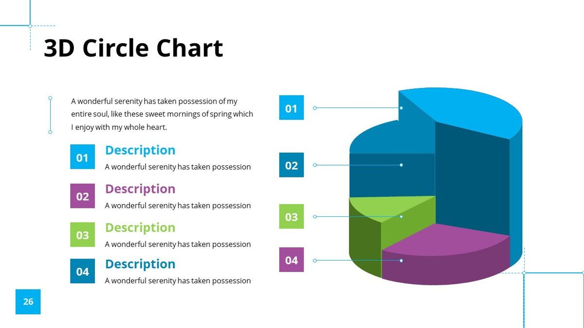 Garis - Graphic Design Powerpoint Template, Slide 27, 06225, Data Driven Diagrams and Charts — PoweredTemplate.com